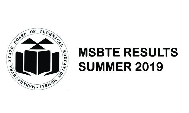 MSBTE EXAM RESULTS